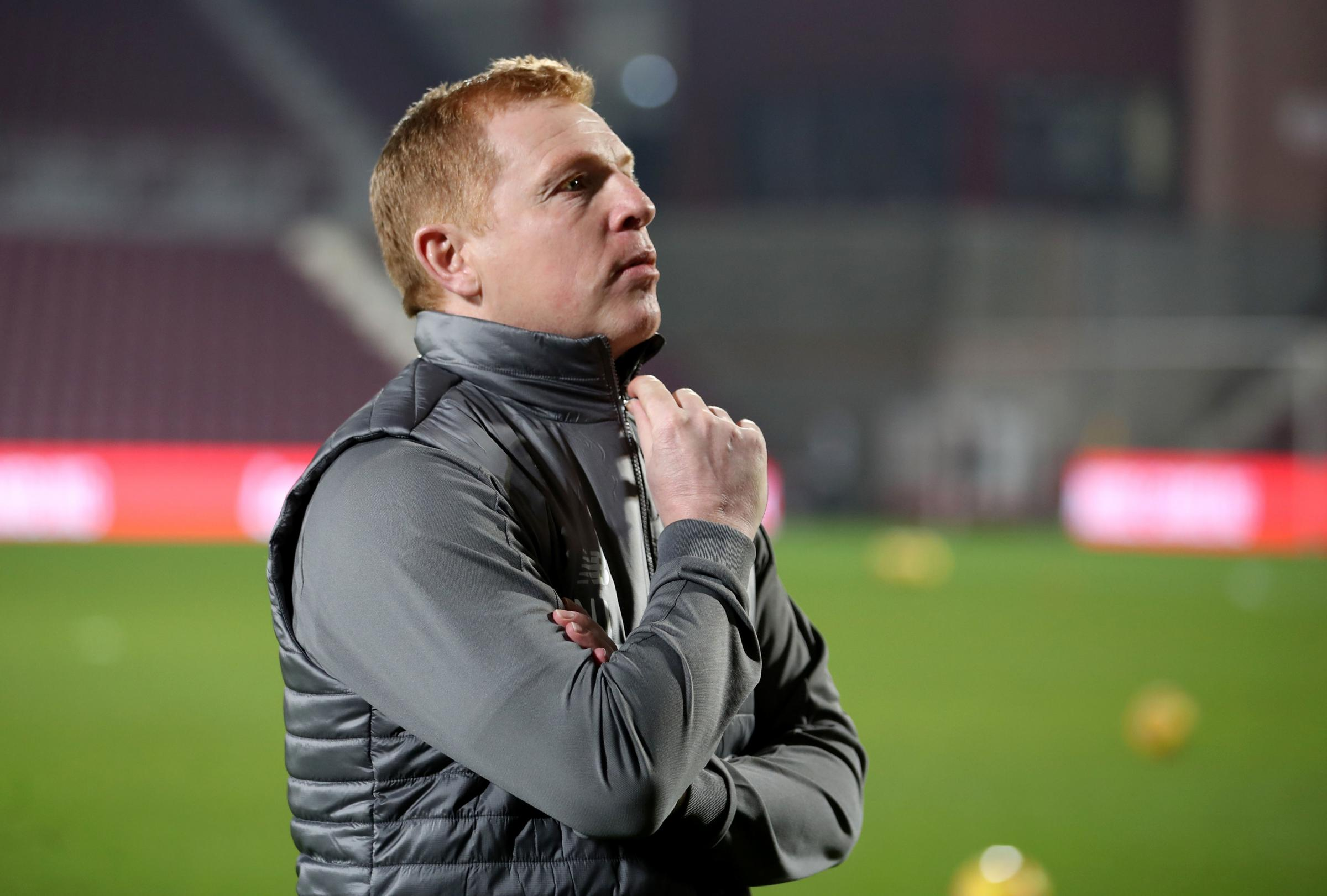 Neil Lennon has been in charge of Celtic for three matches and some aspects of Celtic's play has already changed PHOTO: SNS