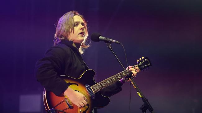 Lewis Capaldi lands first number one single