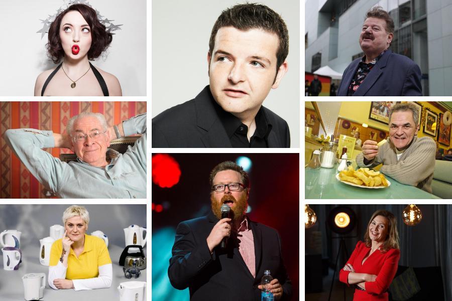 Who are Scotland's funniest 60 people? | HeraldScotland