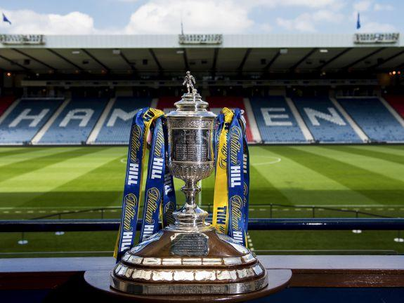 The draw for the fifth round of the Scottish Cup has taken place