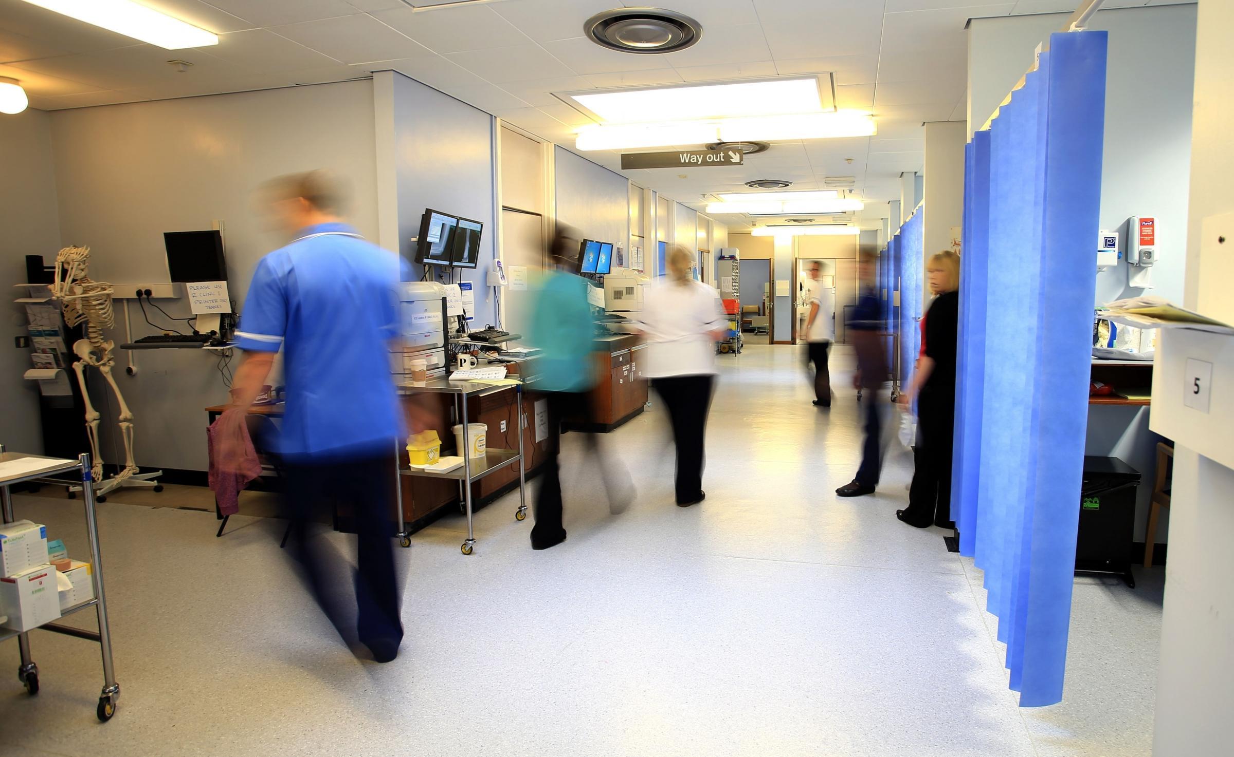 Surat: Apakah tidak ada yang cukup berani untuk menyelamatkan NHS kita yang hancur?