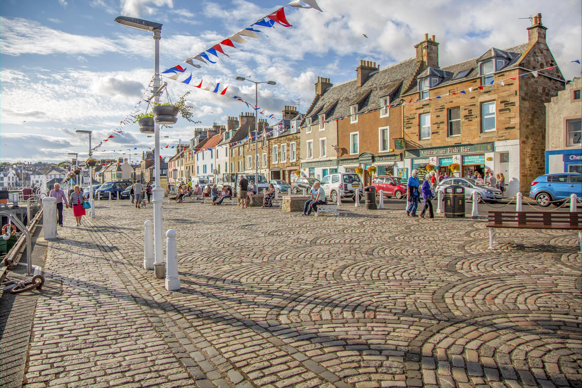 Scotland's Insider Guide: Anstruther
