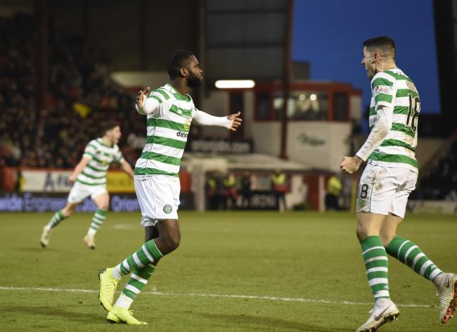 Celtic striker Odsonne Edouard has scored more match-winning goals than any other Premiership player PHOTO: PA