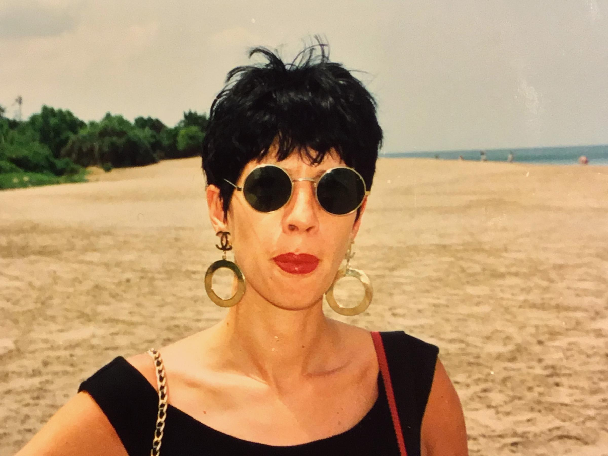 Undated family handout photo of TV presenter Magenta Devine who has died at the age of 61. PRESS ASSOCIATION Photo. Issue date: Wednesday March 6, 2019. According to her family, the broadcaster - who was known for her trademark black sunglasses, stylish
