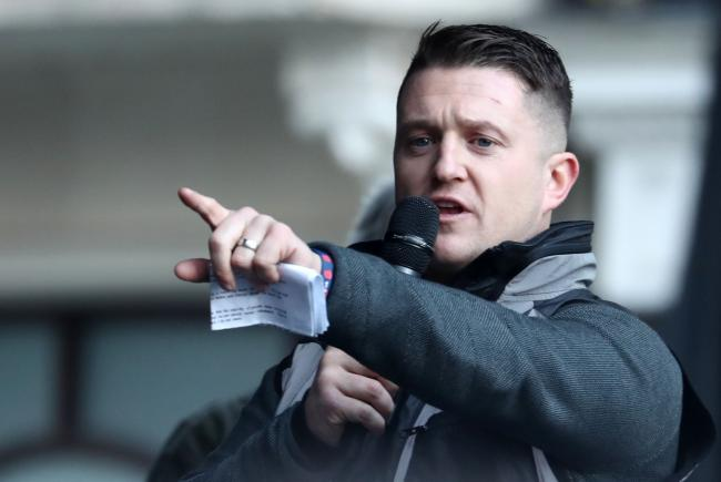 Tommy Robinson facing fresh contempt of court proceedings