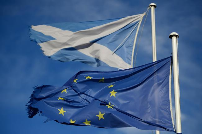 The tattered alliance - Scotland's EU ties are hanging by a thread