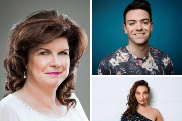 Elaine C Smith will host this year's Leuchie House Ascot Afternoon.