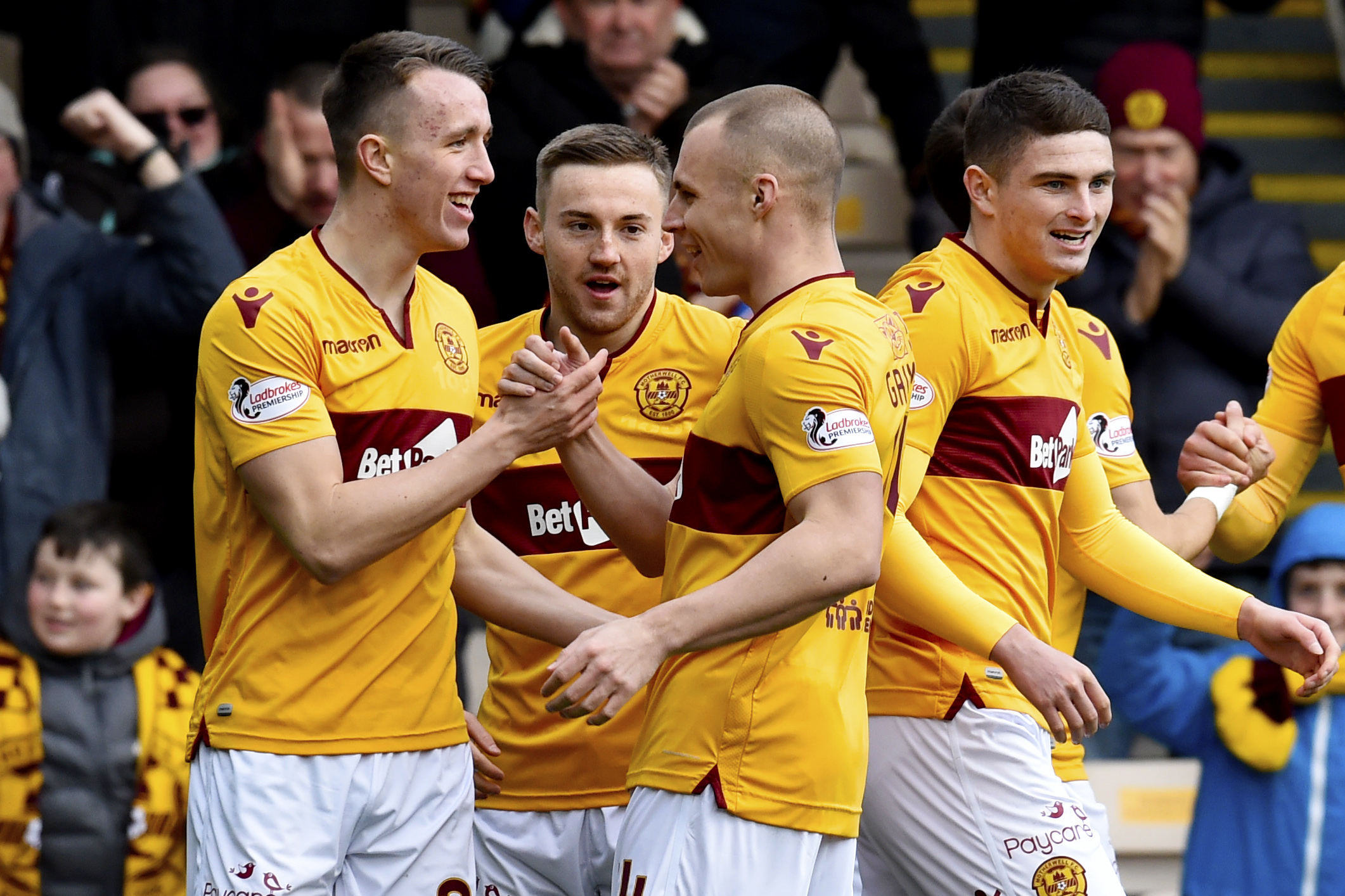 Motherwell 3 Hamilton 0: Hastie and Turnbull make the headlines again as dismal Accies swept aside at Fir Park