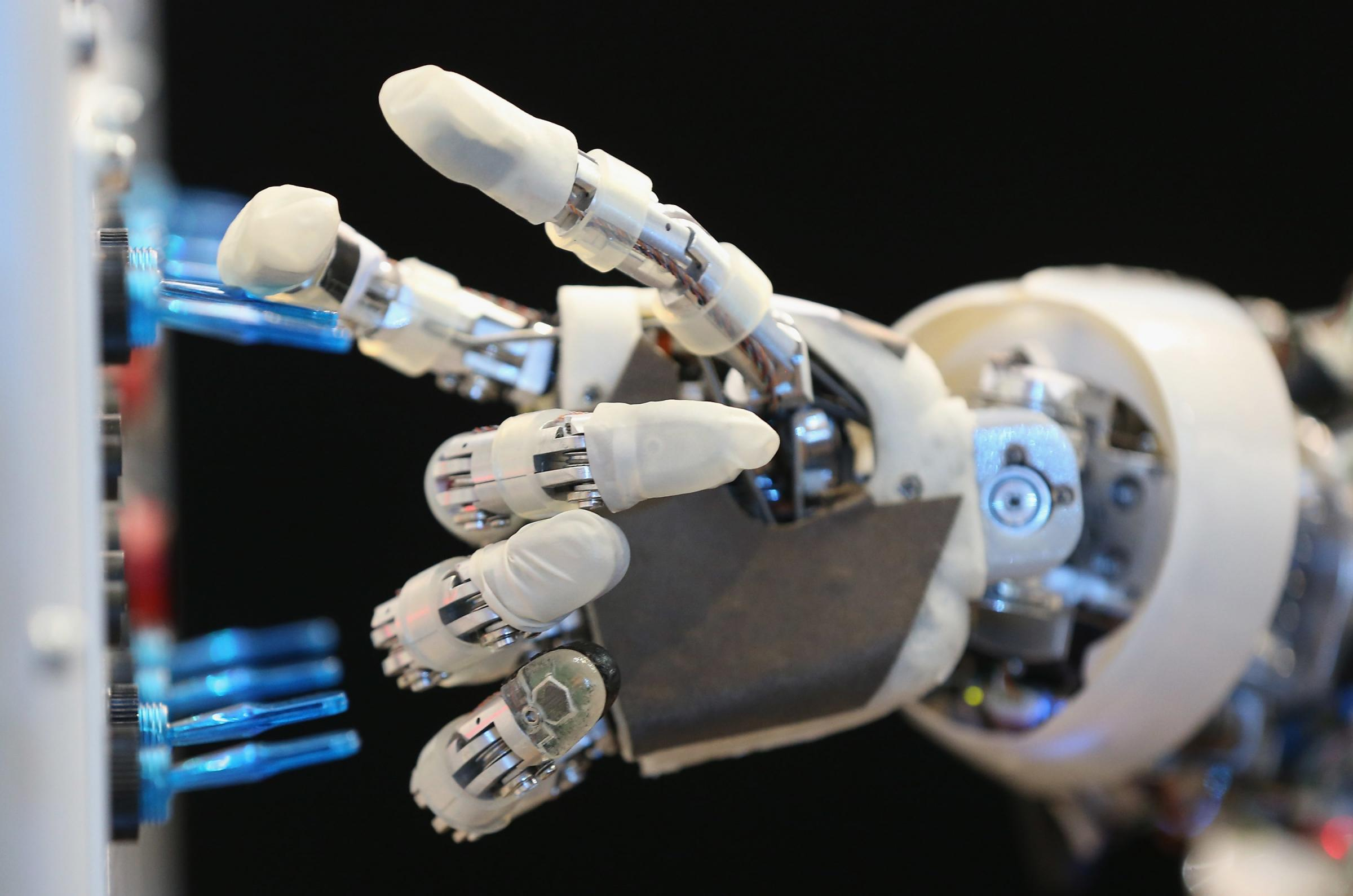 Artificial intelligence, robotics and automation could herald a utopia for humankind