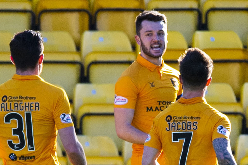 Craig Halkett drops major hint over his future with Livingston