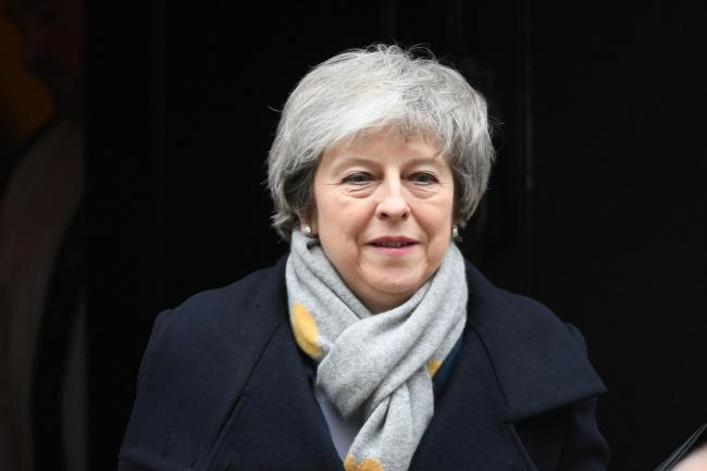 Article 50 extension:  Theresa May set to announce it ahead of debate if no deal passes