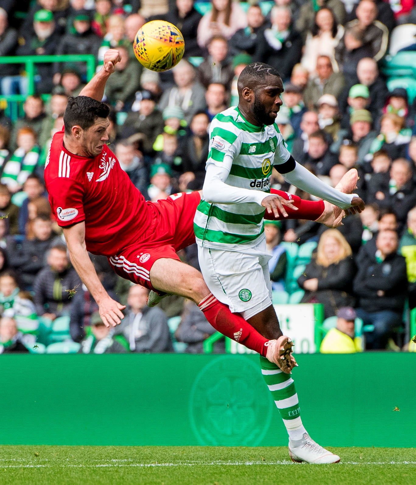 Celtic and Aberdeen will face one another at Hampden for the fourth time in three years in April's Scottish Cup semi-final