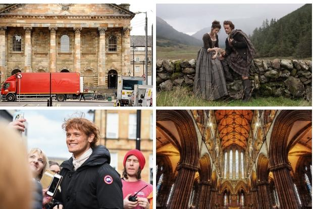 Outlander searching for Scots to star in new season  — here's how you can apply