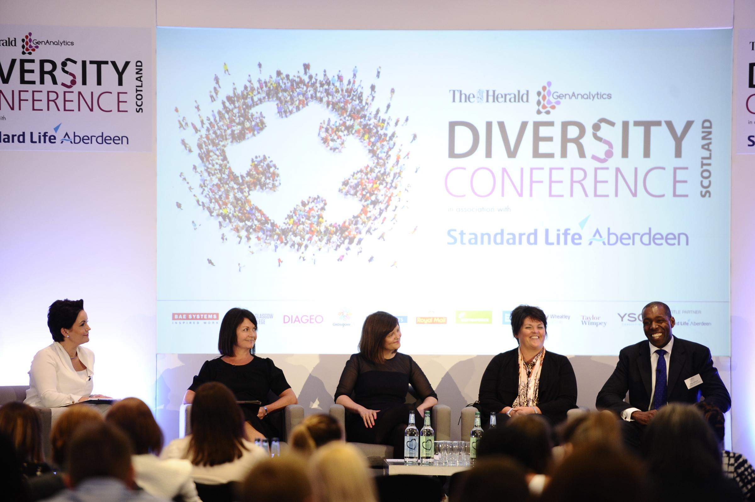 The Diversity Conference is now in its third year and will be taking place on May 7 at Glasgow's Radisson Blu.
