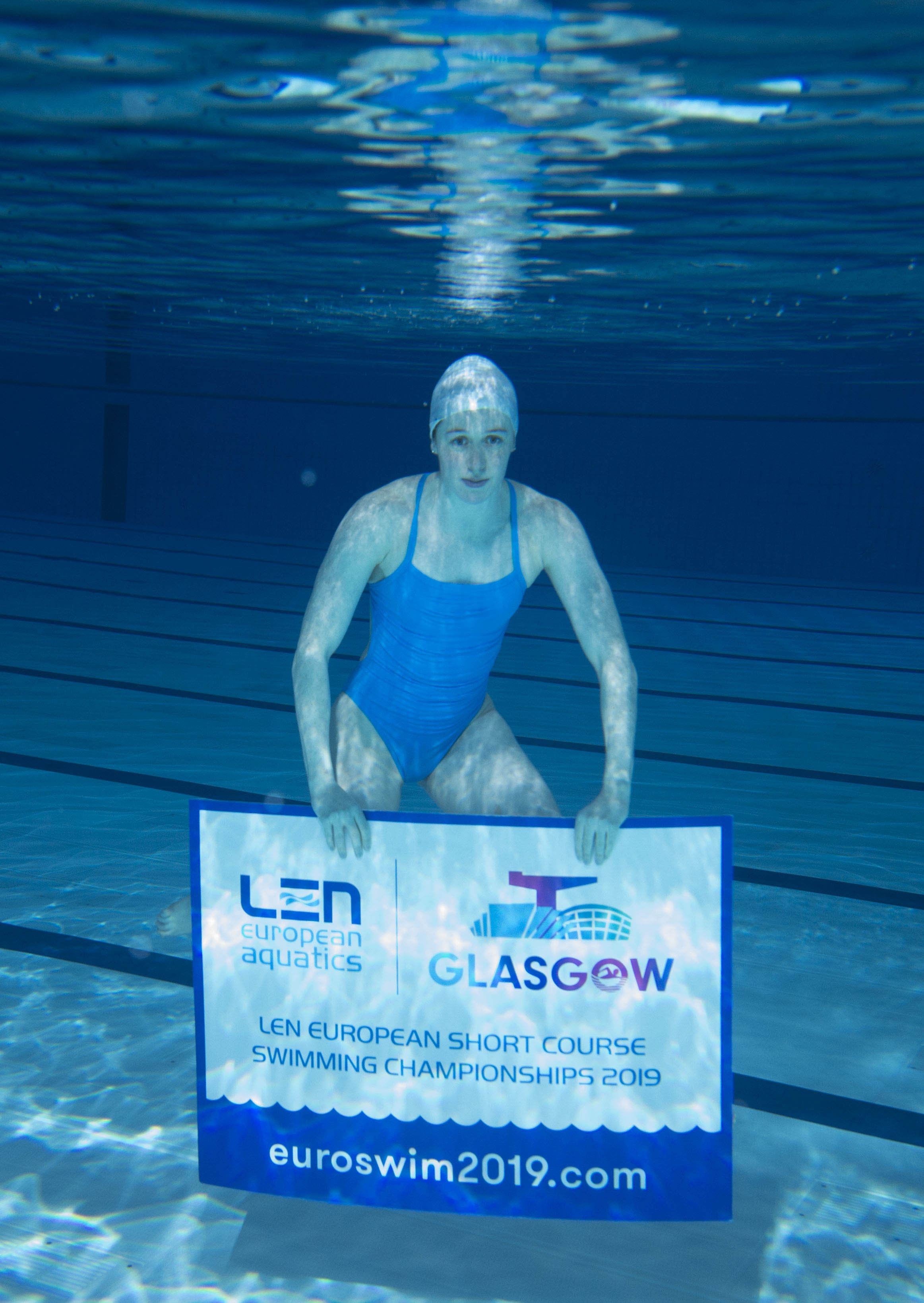 Hannah Miley announced as official ambassador for LEN European Short Course Swimming Championships 2019..Triple Olympian Hannah Miley has today been confirmed as the official ambassador for the LEN European Short Course Swimming Championships that come to