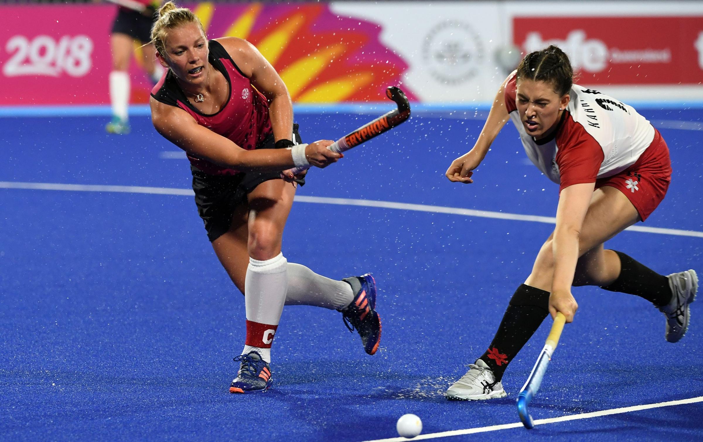 Sarah Robertson's making sure Scotland take no stick in Team GB