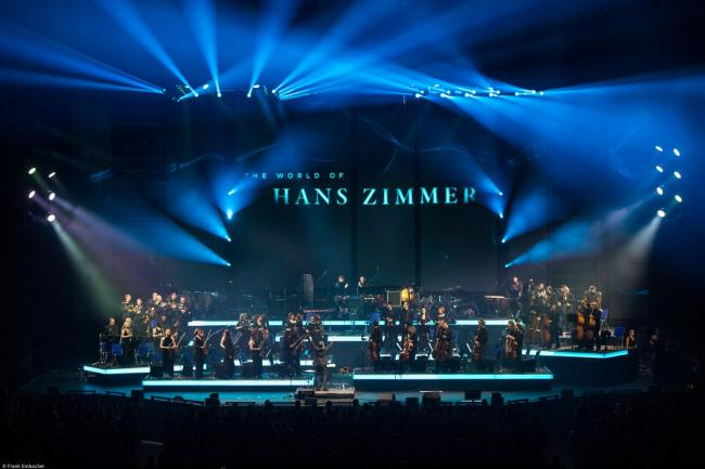A 'symphonic celebration' marks the incredible work of Hans Zimmer
