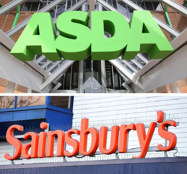 Sainsbury's hits back at competition watchdog over Asda merger