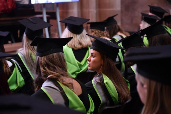 Record Numbers Of College Students Are >> Record Numbers Of Scottish School Leavers Going On To University And