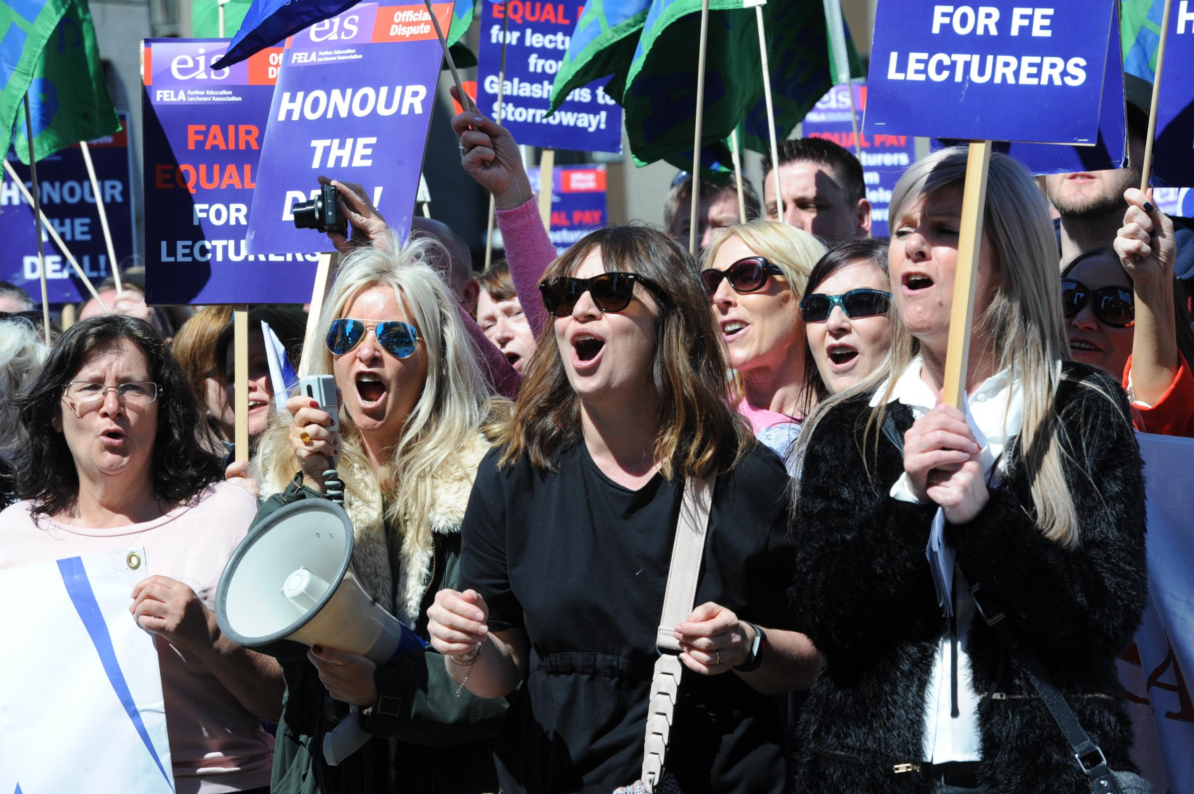 Analysis: No let-up for colleges as job threats follow funding cuts and pay strikes