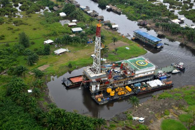 Eland OIl and Gas operations in Nigeria