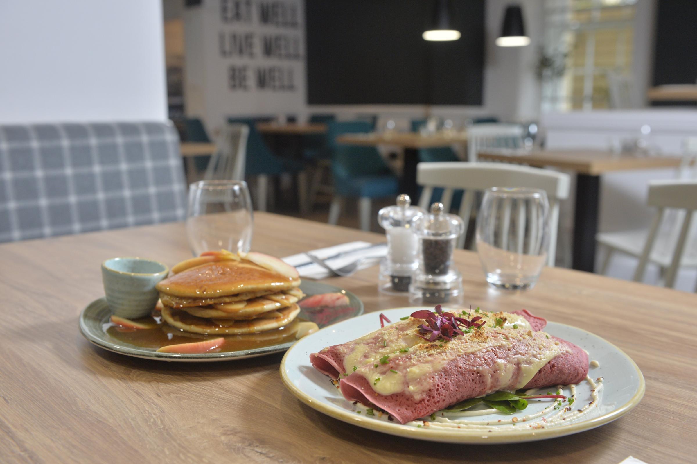 Glasgow's vegan Soul Food Kitchen, reviewed by Ron Mackenna