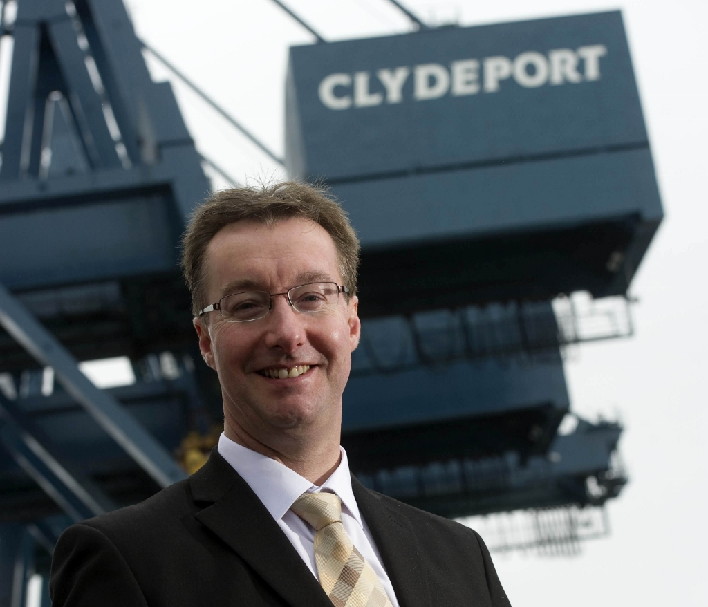Andrew Hemphill, Port Director of Clydeport, has today been elected as Chairman of the Scottish Ports Group