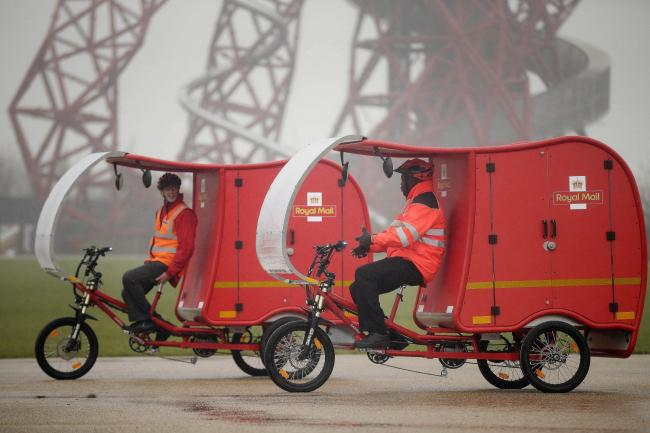The Government has given its backing to a type of pension that will be trialled by Royal Mail. Picture: Tim Ireland/PA.