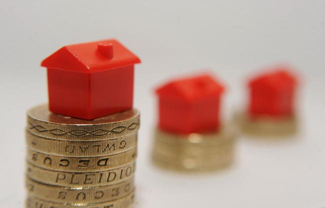Borrowers could make large savings by switching to a new mortgage deal. Picture: Joe Giddens/PA Wire.