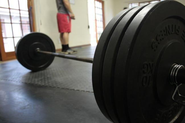 Researchers say children should do exercises such as deadlifts