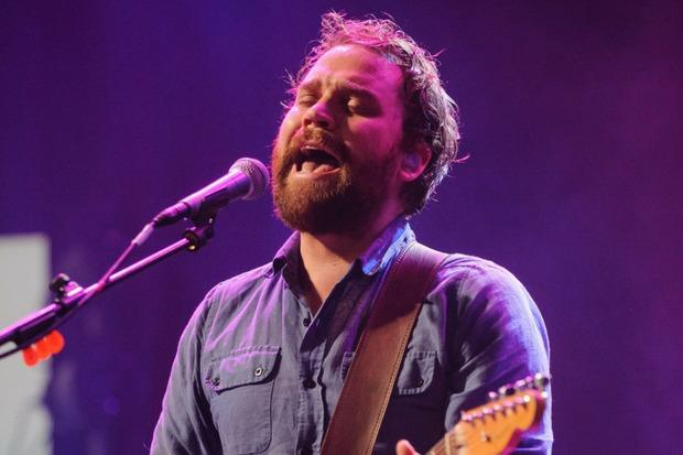 Scott Hutchison of Frightened Rabbit