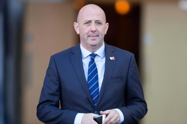 Man charged with attack on Rangers assistant Gary McAllister
