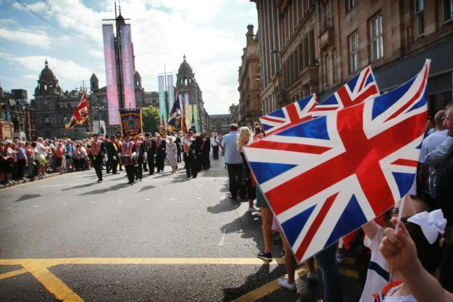 Orange Order to protest in George Square after 'illegal' city council march ban