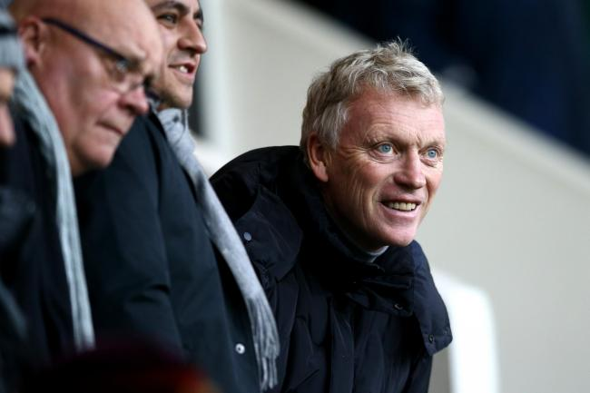 c891480322e5a David Moyes reckons Neil Lennon may have done enough to be appointed  permanently