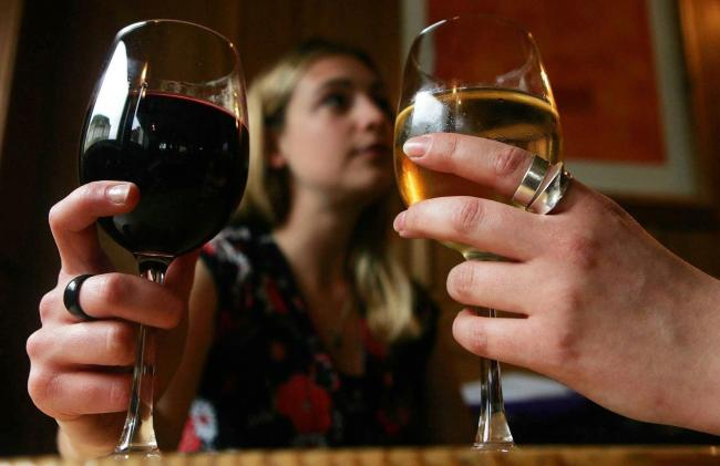 Women benefited most from quitting alcohol