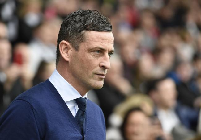 Jack Ross is set to be unveiled as the new Hibernian manager within the next 24 hours PHOTO: PA