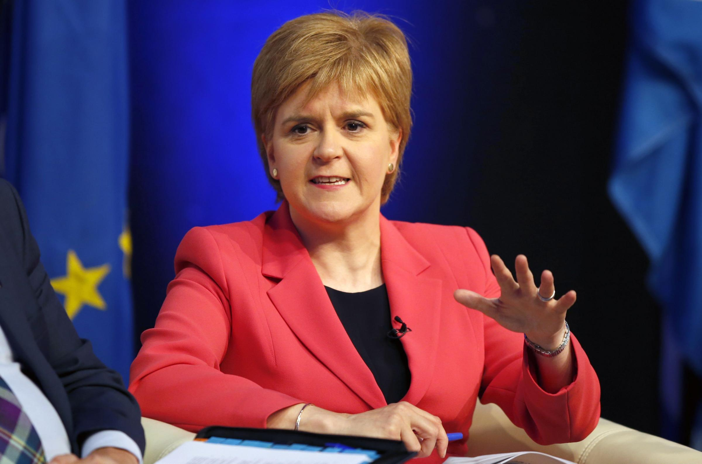 "Nicola Sturgeon at STUC: ""Diversity is not a weakness - it is a strength to be celebrated"""