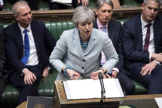 May's Tories have cast doubt on the very meaning of democracy