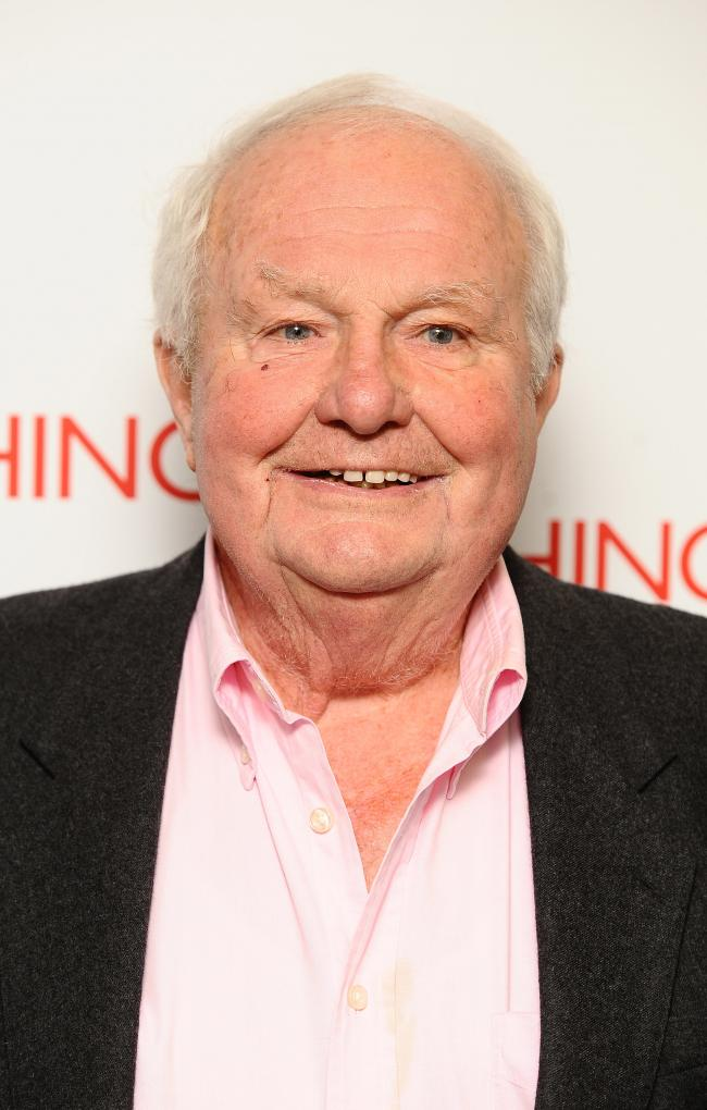 "File photo dated 01/10/12 of Shane Rimmer, the actor who voiced Scott Tracy in Thunderbirds, has died at the age of 89. PRESS ASSOCIATION Photo. Issue date: Monday October 1, 2012. Thunderbirds creator Gerry Anderson Twitter post said: ""The sad news"