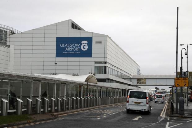 HeraldScotland: Glasgow Airport