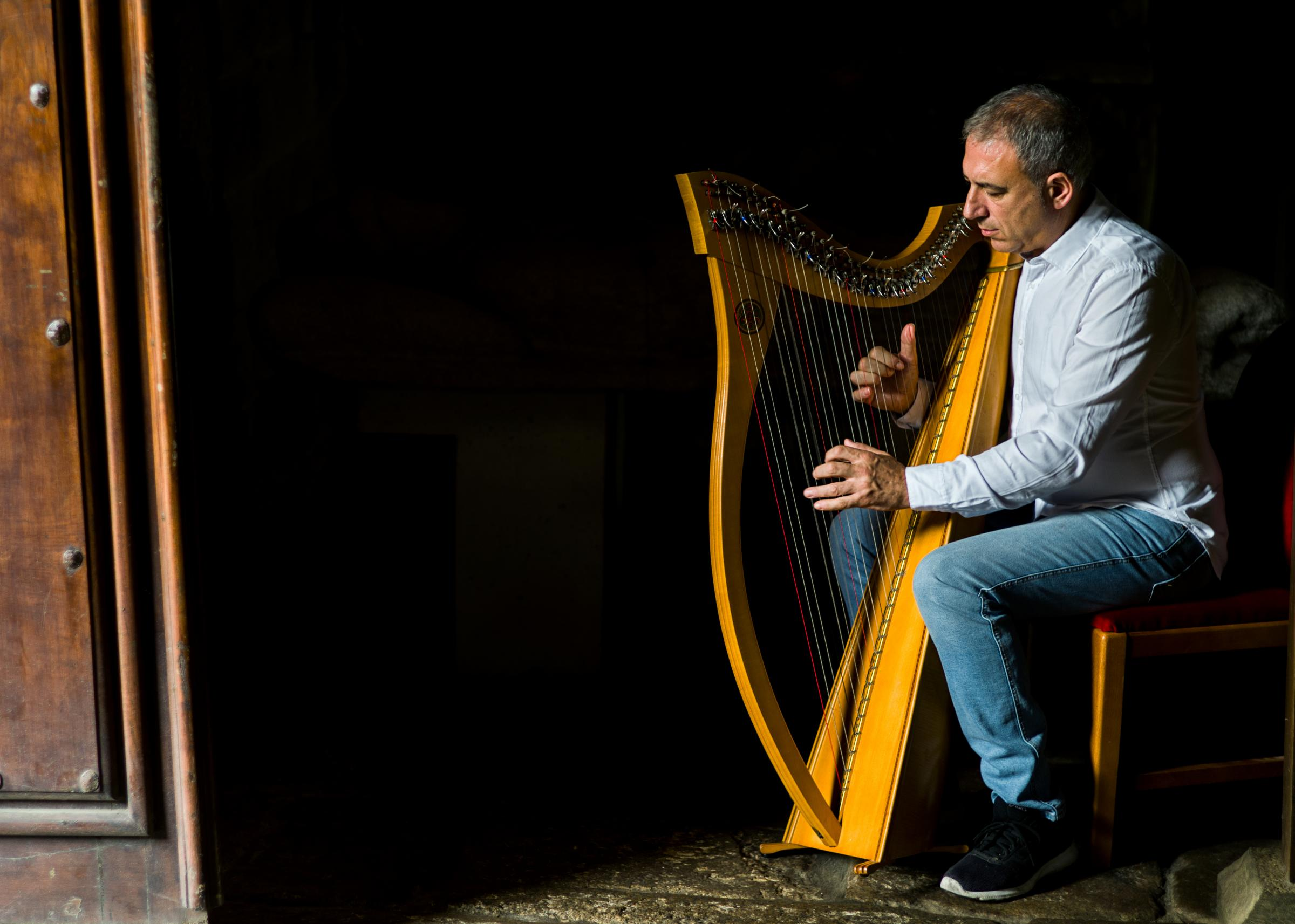 Rodrigo Romani is tracing the musical links between Galicia and Scotland