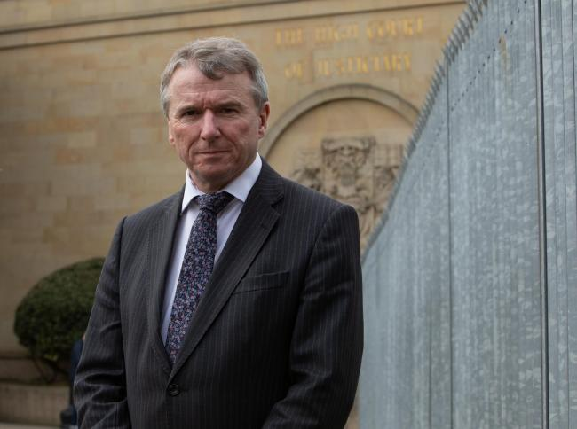 Defence advocate Brian McConnachie QC has acted in some of the most high-profile criminal cases of recent times. Picture: Colin Mearns.