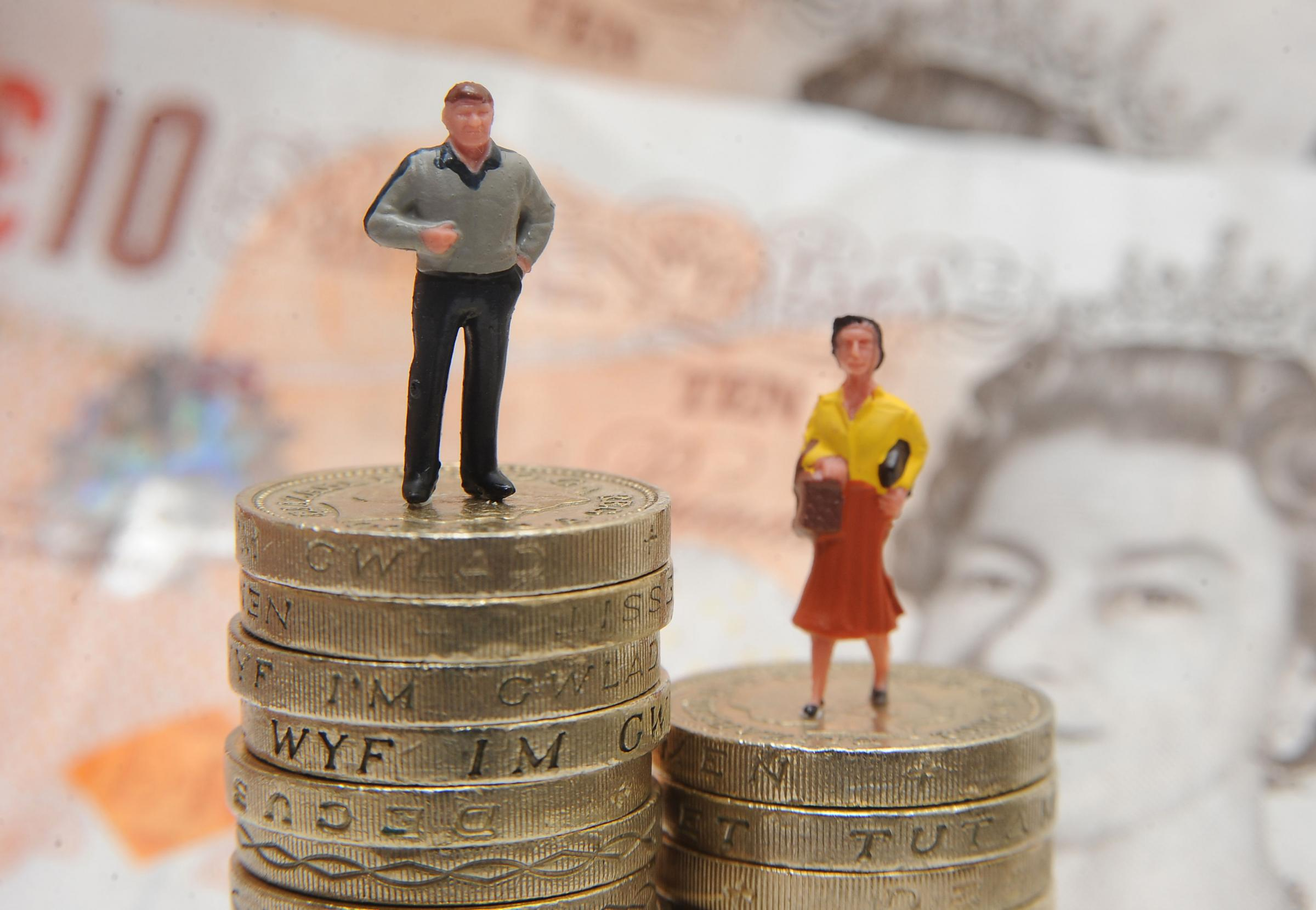 Does gender pay-gap data really tell us anything about workplace inequalities? Picture: Joe Giddens/PA Wire.