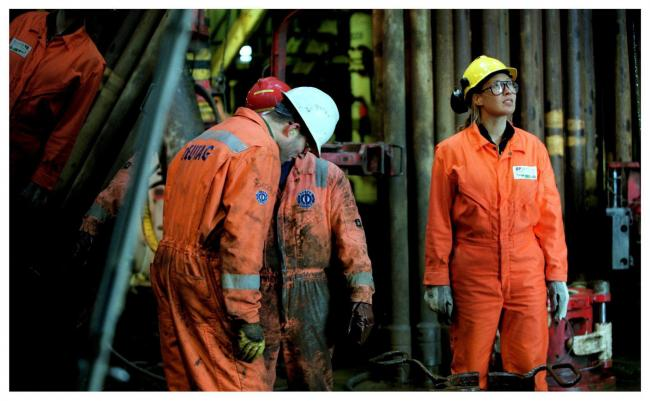 Campaign calls for oil workers to switch to green jobs
