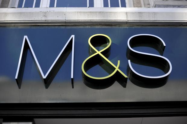 Profits fall at Marks & Spencer
