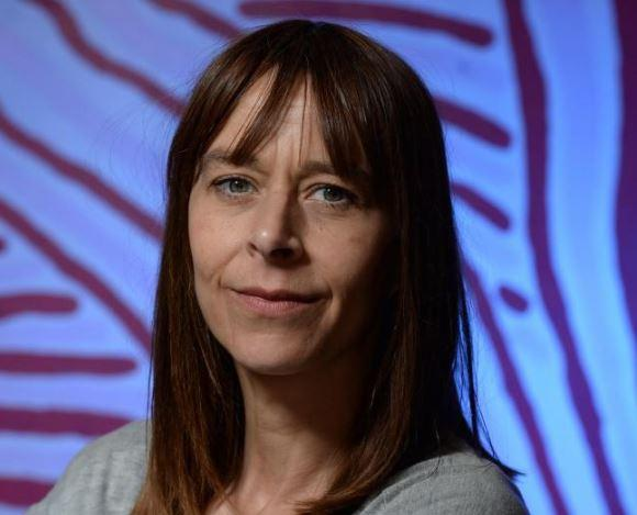 Scottish Actor Kate Dickie features in the film, Shepherd.