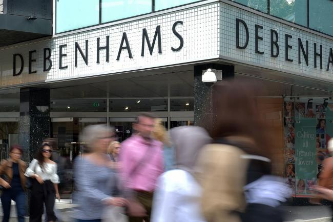 Debenhams hires turnaround expert | Savills hit by Hong Kong unrest | Co-operative Bank narrows losses