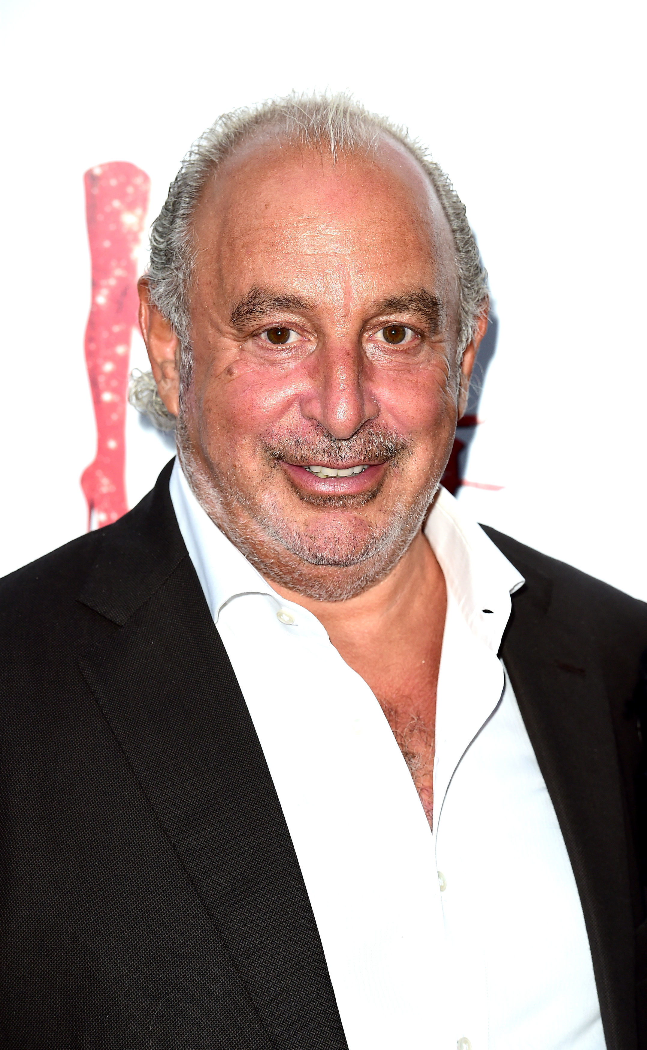 File photo dated 15/9/2015 of Topshop boss Sir Philip Green, who will kick-start his court battle with the accountancy watchdog on Thursday as he seeks a judicial review of a report on PwC's audit of BHS. PRESS ASSOCIATION Photo. Issue date: Wednesday
