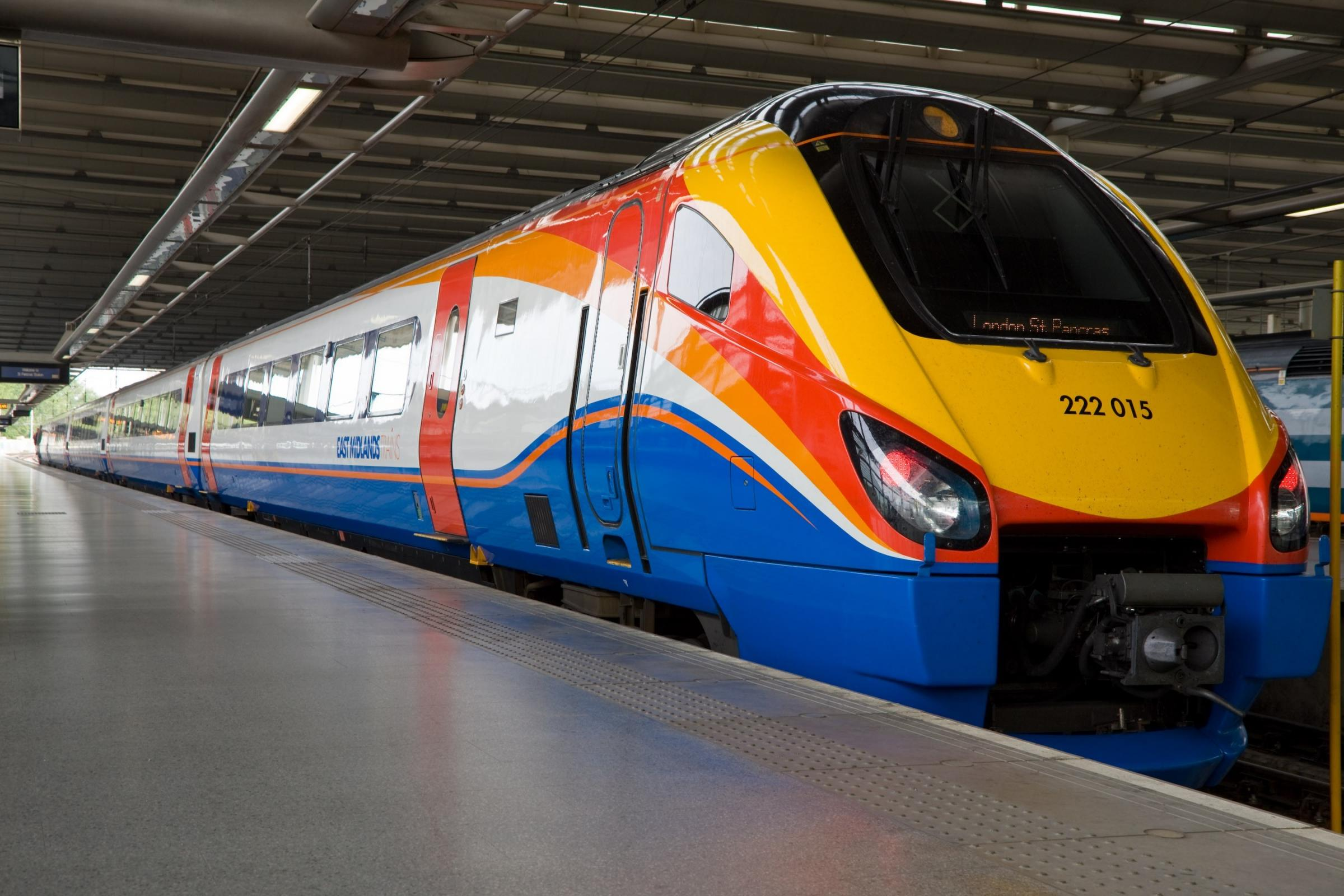 Stagecoach has run the East Midlands rail franchise since 2007 Picture: Stagecoach