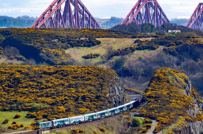 New luxury £100m Caledonian Sleeper trains carry first passengers